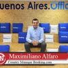 Logo Nota   La Primera Mañana - Maximiliano Alfaro   Country Manager Booking.com