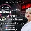 Logo Gabriela Piovano junto a la Abogada Miriam Medina de Compromiso Ciudadano 02/02/21