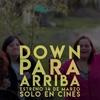 """Logo Gustavo Garzón habla sobre """"Down para arriba""""junto a Juan Laso estrena 14/3 en Gaumont 2da parte"""