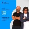 Logo El Negro Falótico y su nuevo disco, Boleros, en el programa Hora Cero, por la Folklórica Nacional
