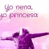 "Logo ""Yo nena, yo princesa"" en Radio Nacional - ""Ahí vamos"""