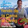 Logo Julián Denaro con Martin García, 23jun2021