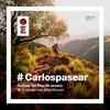 Logo #Carlospasear la nueva campaña de Villa Carlos Paz que propone visitar la ciudad los fines de semana