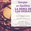 Logo PROGRAMA 112 LA HORA DE LAS DIOSAS: ENERGÍAS EN EQUILIBRIO