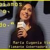 logo María Eugenia Vidal contra las universidades públicas. Movilidad social cero.