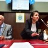 """Logo Goic: """"Decidimos no participar de la reunión con Antonena mientras la legislatura está de paro"""""""