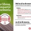 logo Editorial UNRN organiza Lecturas para la memoria y suelta de libros