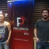 Logo Entrevista con La Risa en Embarrado hasta la pera