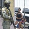 """Logo Ecuador declara estado de excepción por """"grave conmoción interna"""" por el narcotráfico"""