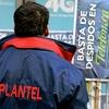 Logo Conflicto de trabajadores de UETEL - Despidos y tercerizados de Telefónica