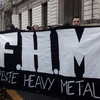 Logo La experiencia del colectivo solidario Frente Heavy Metal