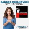 """Logo Presentación de """"Refugio"""" nuevo EP de Claudia Sinesi. Soy Nacional conducido por Sandra Mihanovich"""