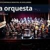 Logo A Toda Orquesta por Radio a