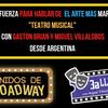 Logo Entrevista a Miguel Villalobos de Tercera Llamada Mexico