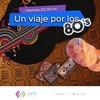 Logo #ProgramaLU14 Un viaje por los 80´s