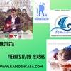 Logo Javier Madrazo presenta su primer disco Interior  Entrevista de Sergio Gibaut en El Navío Azul