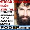 Logo hijo de JULIO LOPEZ    pide por SANTIAGO MALDONADO,    defiende a NESTOR Y CRISTINA KIRCHNER