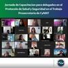 Logo Com.Tel con Alejo Malaruk, Prosec. de CyMAT de ATULP // Capacitación activ presencial y nopresencial