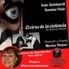 """Logo """"El virus de la violencia"""" en las recomendaciones de teatro de Rosa Sagray"""