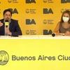 """Logo Eduardo López: """"Que las vacunas de los docentes no vayan a las prepagas amigas de Quirós"""""""