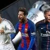 """Logo No te vayas, campeón - Capítulo 42 ( """"Messi, Cristiano y Neymar"""")"""