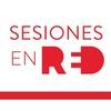 """Logo De qué se tratan las """"Sesiones en Red"""""""
