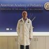 Logo @libermanOnLine Dr Andrés Cotton pediatra, Vocero Academia Americana de Pediatria. Centro de Urgenci