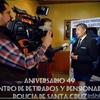 Logo #Entrevista LU14 Marcos Barria Licenciado en criminalística