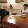 Logo Entrevista de Franco Torchia a Arzobispo Héctor Aguer