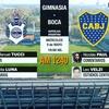 Logo Comentario BOCA CAMPEÓN Nicolás Paul Gimnasia vs. Boca FECHA 25 SUPERLIGA