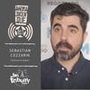Logo Sebastián Cozzarín - Comunicador, Especial Diego Maradona, en ADQ