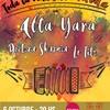 Logo Toti de Alta Yara charla con nosotres! Desde San Marcos vienen cumbiando las Yaras