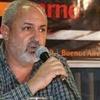 """Logo """"Trabajo y vida cotidiana""""- Entrevista a Héctor Morcillo, conductor de la FTIA (Alimentación)"""