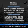 Logo #NoticiasAmplificadas Se confirmó el line-up de #MuestraMúsica 2019