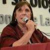 """Logo Teresa Gracía: """"Tenemos como metodología la consulta con los intendentes"""""""