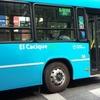 Logo Transporte Urbano de Pasajeros: Toniolli se refirió a la situación de la empresa El Cacique