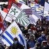 Logo Importantes protestas en la región: El Salvador y Uruguay | Paulo Pereira