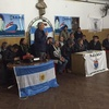 Logo Carlos Milanesi, sec. de Turismo del SOMU sobre el fin de la intervención del gremio