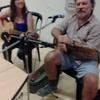 Logo Música en vivo en la radio: Rolando Goldman y Laura Albarracín
