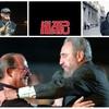 Logo A 93 años -nacimiento de FIDEL, Concierto histórico: SILVIO RODRIGUEZ, ILLAPU y VIGLIETTI emocionate