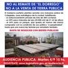 Logo Vecinas/os de colegiales por #ElDorregoNoSeVende y la no venta del Playón Ferroviario