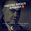 Logo Nuestra América Bárbara #28 por Fm La Patriada 102.1