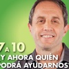 Logo Entrevista a Oscar Martínez