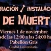 Logo Entrevista a Gustavo Blázquez sobre el Día de Muertis 2019