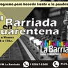Logo Entrevista a Monica Molina - La Barriada en Cuarentena - FM La Barriada 98.9