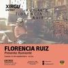 Logo Florencia Ruiz en Detectives Salvajes / Radio UNLP FM107.5
