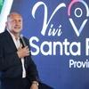 Logo Presentación VIvisantafe.com plataforma que engloba la oferta turistica de la provincia de Santa Fe