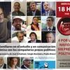 Logo Especial Radio Hache: Charla entre Milagro Sala y Amado Boudou, presxs polìticxs