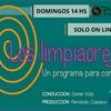 Logo Los Limpiaorejas - Domingo 25/10/2020
