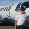 Logo Ricardo Hermida instructor del Aeroclub Río Gallegos #ElMediador